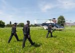 Le foto del pattugliamento del territorio operato dai carabinieri