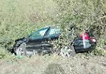 L'incidente avvenuto in via Mantova all'altezza di Ca' de' Mari