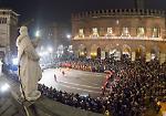 La spettacolare Festa del Torrone di Cremona