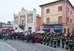 La celebrazione della Santa Barbara dei vigili del fuoco