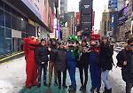 LE FOTO. Tra Onu e divertimento: ecco i primi giorni a NY degli studenti ambasciatori cremonesi