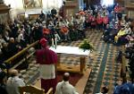 La città accoglie il nuovo vescovo