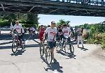 FOTO Vento Bici Tour con il ministro Graziano Delrio