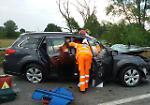 L'incidente sulla Paullese