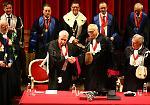 FOTO Conferimento della laurea in musicologia ad honorem a Paolo Conte