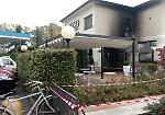 FOTO Incendio al ristorante pizzeria Mezzo di Crema