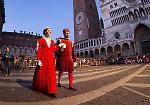 FOTO Festa del Torrone: il matrimonio tra Francesco e Bianca Maria e lo spettacolo in piazza