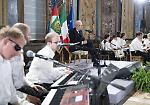 FOTO Magica Musica suona al Quirinale davanti al presidente Sergio Mattarella