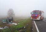 Le immagini dello scontro tra due auto