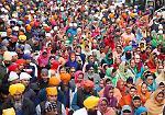 FOTO Il corteo Sikh a Cremona per la ricorrenza del Vaisakhi