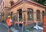 FOTO Crolla il soffitto del sottopassaggio pedonale ferroviario