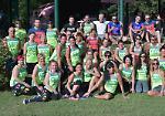 FOTO Amici del Po e Amurt, la 24h di sport e solidarietà