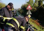 L'incidente stradale mortale sulla provinciale 90