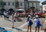 Musica, allegria e solidarietà con Rds in piazza Garibaldi