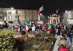 FOTO Crema, la protesta in piazza delle partite Iva contro il Dpcm