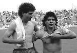FOTO Quando Diego Armando Maradona ha giocato contro la Cremonese