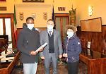 FOTO Maria Vailati Checchi ed Enrico Checchi: assegnate tre borse di studio