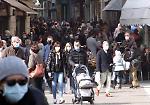 GALLERY Mercato, passeggio e aperitivo: ultimo sabato 'giallo'