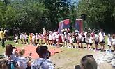 Con La Mitica festa al parco della Preistoria