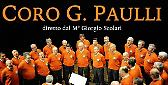 Cremona. Concerto del Coro Paulli in Santa Maria Maddalena