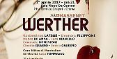 "Sabato 1 aprile ""Werther"" di Jules Massenet"