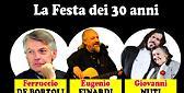 """30° anniversario del periodico """"Araberara"""" - Serata di giornalismo, musica e poesia"""