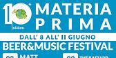 Materia Prima Beer & Music Festival