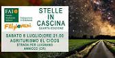 """Stelle in Cascina"" a El Ciòos"