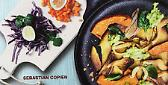 Scuola di cucina vegetale e creativa - Sebastian Copien