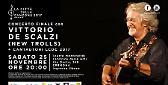 Concerto finale de La Città Della Canzone 2017 con Vittorio De Scalzi