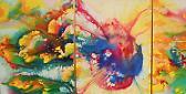 Claudio Caldana e il Paesaggio dell'Anima - Mosaici e dipinti