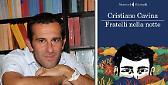 Lo scrittore Cristiano Cavina al Caffè Letterario