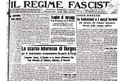 Si stringe l'asse Mussolini-Franco