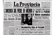 Espansionismo sovietico: Truman minaccia la guerra