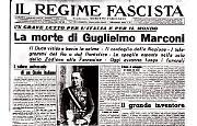 Muore a Roma il fisico e inventore Guglielmo Marconi
