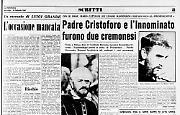 Sono realmente esisititi, e nati in provincia di Cremona due personaggi dei Promessi Sposi: Padre Cristoforo e l'Innominato