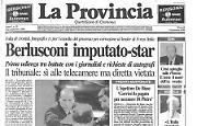 * Berlusconi imputato-star - *L'ispettore De Biase 'Gorrini fui pagato per accusare Di Pietro'