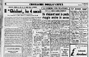 "Il "" Ghislieri "" ha 4 secoli"