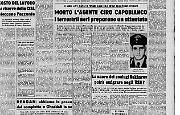 Morto l'agente Ciro Capobianco
