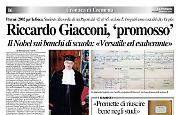 Cremona. Premio Nobel