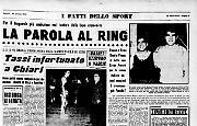 Benito Penna si batte per la corona italiana dei pesi massimi