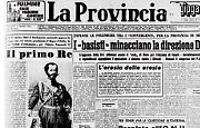 1861: proclamazione del Regno d'Italia