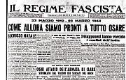"""La battaglia per Cassino: """"alleati inchiodati"""""""