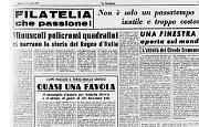 La storia del regno d'Italia raccontata dai francobolli