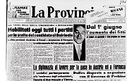 Nuovo inquilino al Quirinale: Einaudi bis o Merzagora?