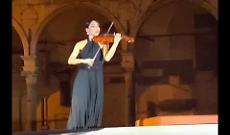 Le note di Vivaldi nella magia di piazza del Comune