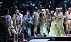 """Un trionfo di applausi per la """"fabula in musica"""" di Orfeo"""