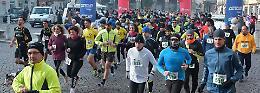 Solidarietà, in 300 di corsa