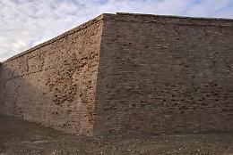 Arriva la pista ciclabile  a ridosso delle mura