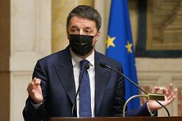 """Reddito di cittadinanza, Renzi """"Voltare pagina o sarà referendum"""""""